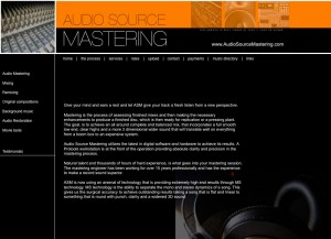 AudioSourceMastering.com