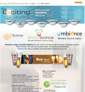 ItsExcitingLighting.com